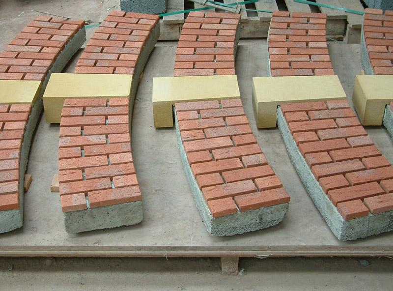 Brick Products Prefab Arches